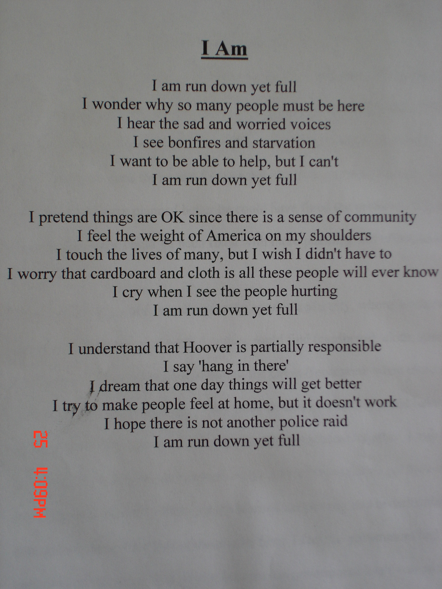example of poem How to write a poem four parts: sample poems starting the poem writing the poem polishing the poem community q&a writing a poem is all about observing the world within or around you a poem can be about anything, from love to loss to the rusty gate at the old farm.